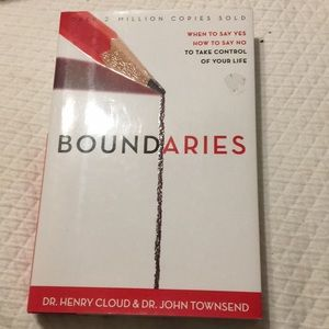 Boundaries - by. Cloud and Townsend